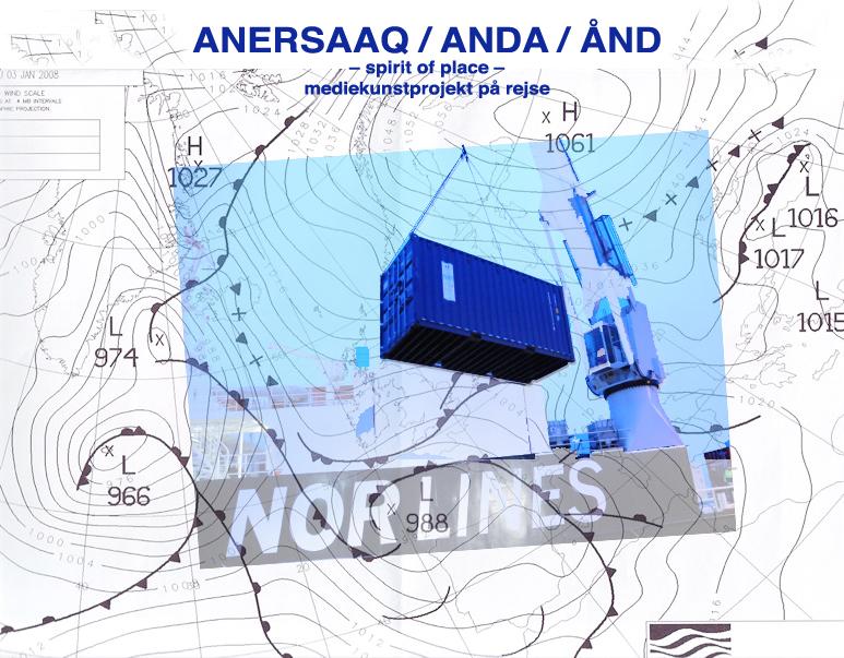 Anersaaq containerprojekt højtryk